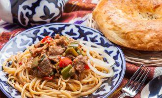 Рецепт лагман из говядины