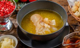 Армянский хаш рецепт