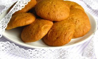 Печенье из тыквы рецепт