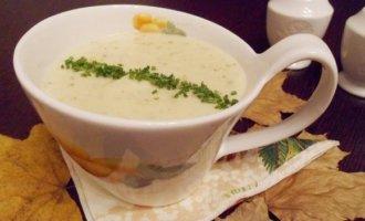 Пряный картофельный суп