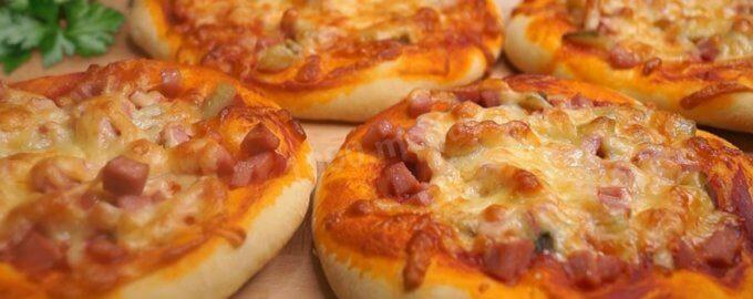 Советская пицца