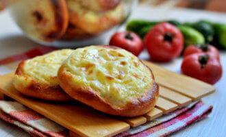 Шанежки (Шаньги) с картошкой в духовке