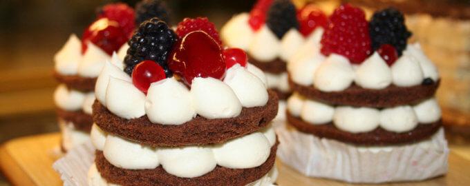 Американское пирожное «Вупи»