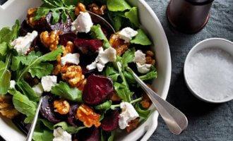 Свекольный детокс-салат